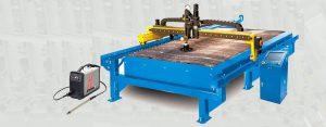 Wycinarki plazmowe CNC